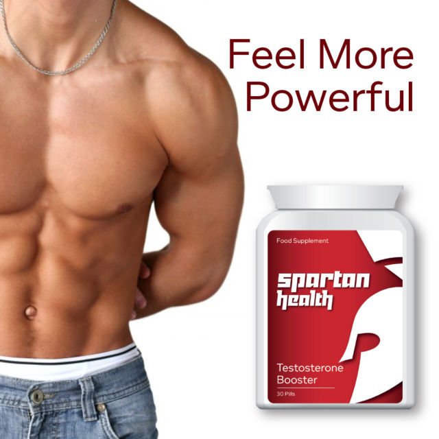 Testosterone Booster Supplement – Regain The Lots Of Energy